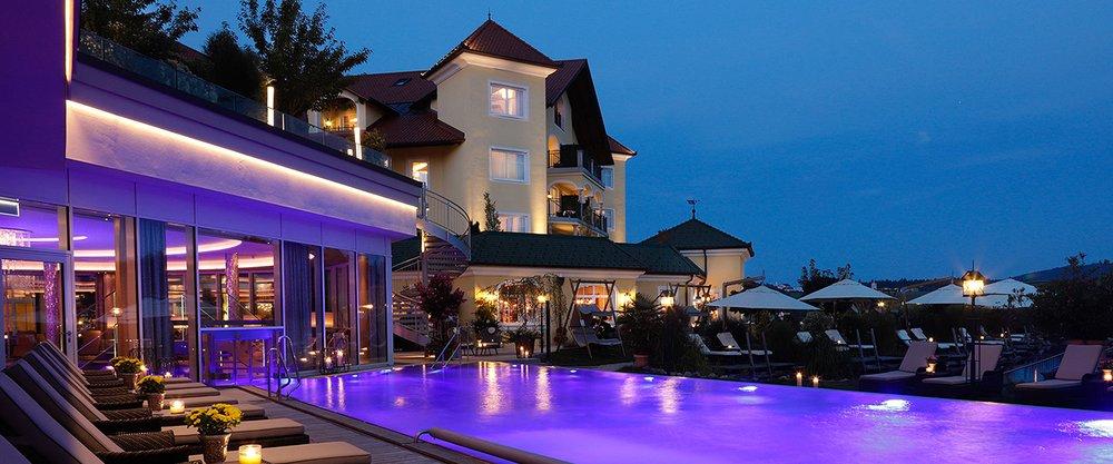 Luxus Wellnesshotels Bayern