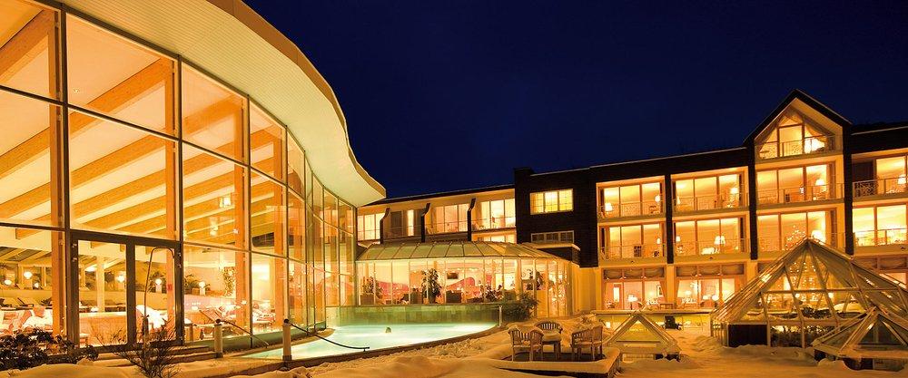 Luxus Wellnesshotels Luxushotel Deutschland